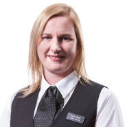 Kirsty Ross-Funeral Director