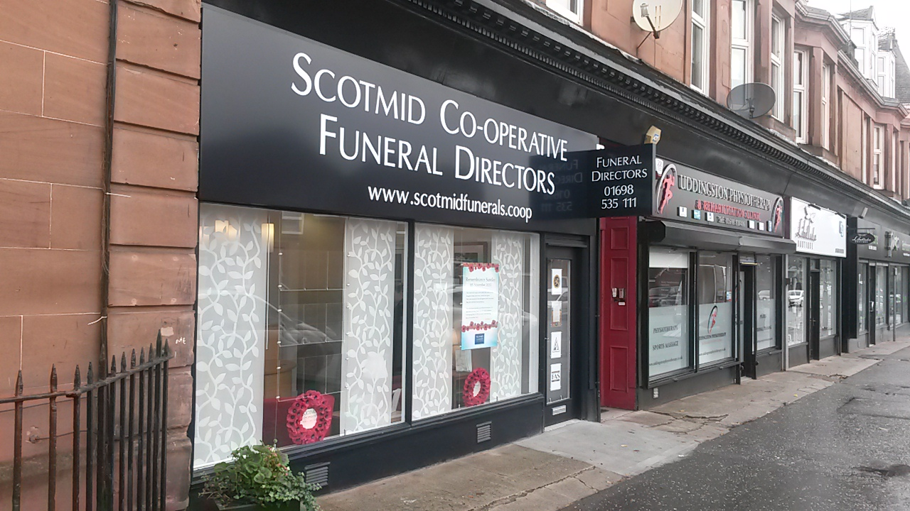 Scotmid Funeral Directors Uddingston