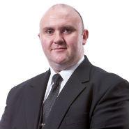 Darren Gunn-Funeral manager